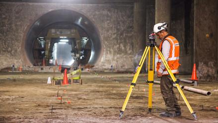 Línea 2: Están listos estudios de ingeniería de obras civiles de I etapa