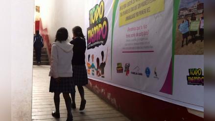 Cajamarca: 37 escolares del mismo colegio están embarazadas
