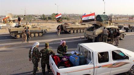 El Ejército iraquí anuncia el fin de la ofensiva militar contra los kurdos