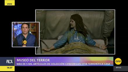 Fotos | Un paseo por la Casa Museo del Terror en Lima