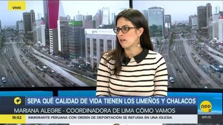 Lima cómo vamos: