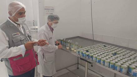 Qali Warma inspecciona plantas donde se elaboran los desayunos escolares