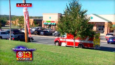 Al menos tres muertos dejó un tiroteo en un parque empresarial de Maryland