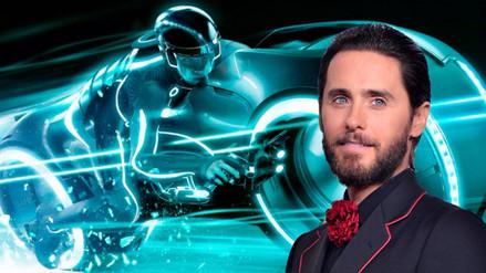Jared Leto protagonizará un nuevo filme de Tron