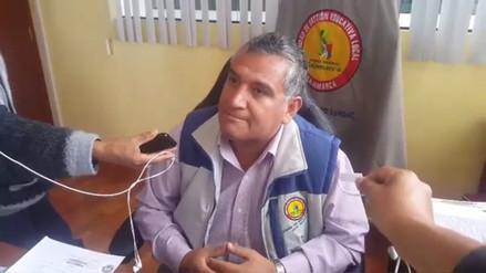 UGEL – Cajamarca reitera prohibición de actividades extracurriculares