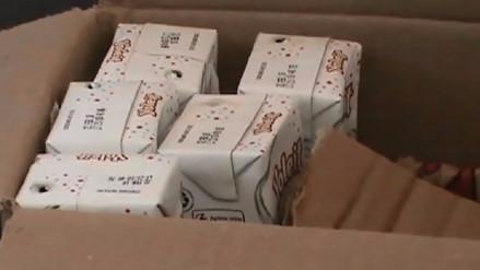Escolares sufrieron intoxicación tras tomar leche distribuida por Qali Warma