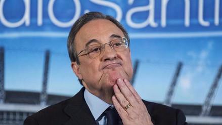 Florentino Pérez no concebiría una Liga sin el Barcelona