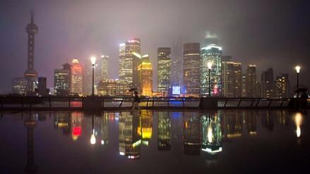 La economía de China creció un 6,8 % en el tercer trimestre