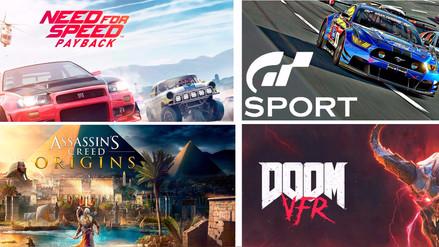Los 7 videojuegos más esperados en lo que va de 2017