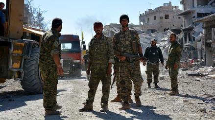 Los yihadistas abatieron a un importante general de fuerzas sirias