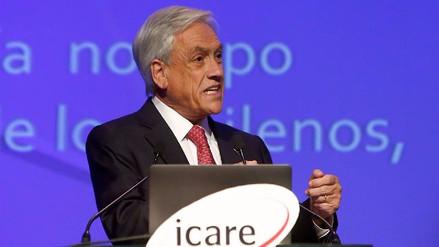 Sebastián Piñera promete convertir a Chile en un país desarrollado para 2025
