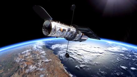 El Telescopio Hubble viene cayendo muy lentamente hacia la Tierra