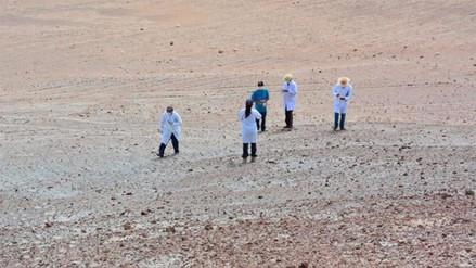 Estudios revelan que desierto de Pampas de la Joya es el más seco del mundo