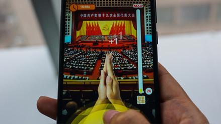 Un videojuego que anima a aplaudir el discurso del presidente Xi se volvió viral en China