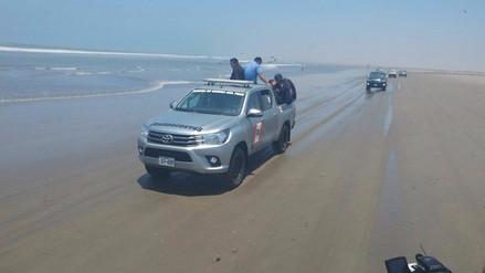 Hallan cuerpo de estudiante que se ahogó en playa de Pimentel