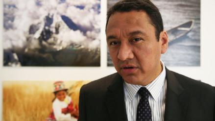 Minagri: Ángel Manero dejó cargo de Director General de Agricultura