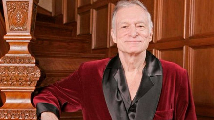 Playboy rinde homenaje a Hugh Hefner en su nueva portada