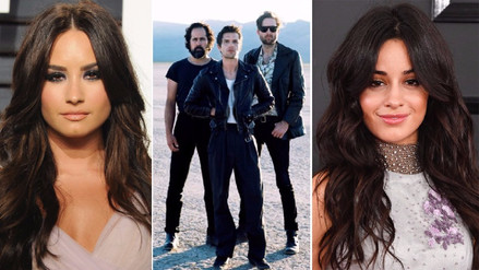 Demi Lovato, The Killers y Camila Cabello actuarán en los EMAs 2017
