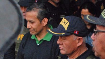 """Humala: """"Acudo a la Comisión para dejar de una vez descansar en paz al señor Fasabi"""""""