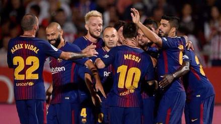 En Vivo | Barcelona derrota 1-0 con el Málaga en el Camp Nou