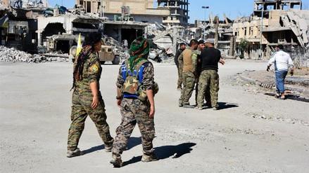Varios líderes del Estado Islámico han huido de Siria a Turquía