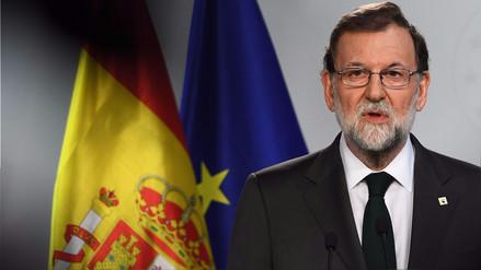 """Rajoy: """"No puede haber una parte del país donde la ley no exista; queremos volver a la normalidad"""""""