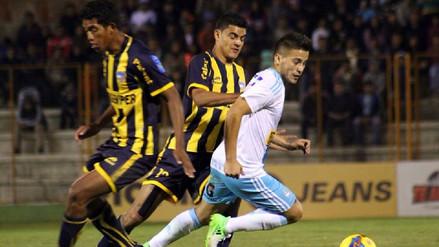 Sporting Cristal sufrió para vencer a Sport Rosario en el Alberto Gallardo