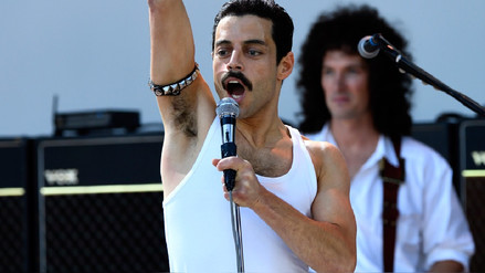 Mira más de Rami Malek como Freddie Mercury