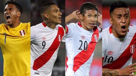 Los 26 guerreros que buscarán clasificar a Perú a un Mundial tras 36 años