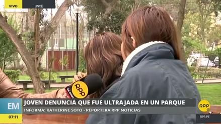 Una joven denunció haber sido violada por su amigo en un parque