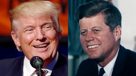 Trump anunció que revelará los archivos secretos del asesinato de John F. Kennedy