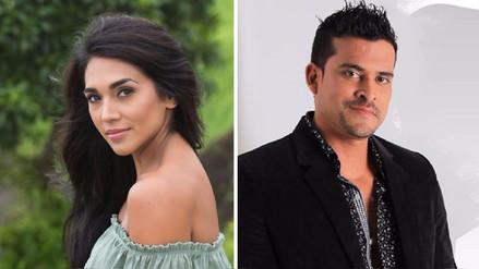 Christian Dominguez y Vania Bludau se reencuentran en El Gran Show