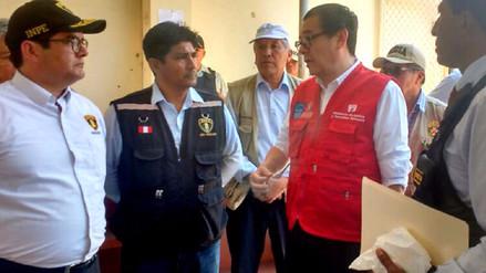 Ministro de Justicia visitó hacinado penal de Piura