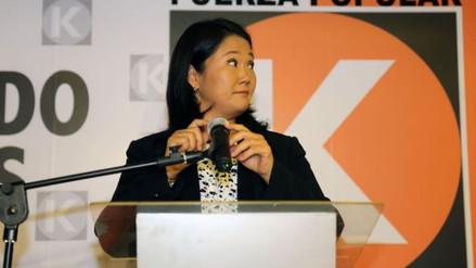 La Fiscalía citó a Keiko Fujimori para el próximo 9 de noviembre