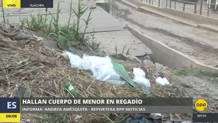 Un niño de dos años murió al caer en un canal de regadío en Huachipa