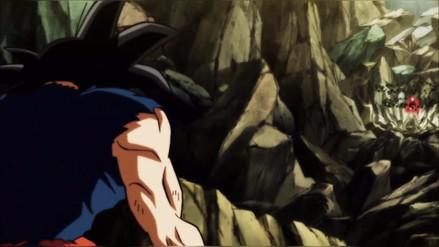 Dragon Ball Super 112 | Kyabe muestra su orgullo Saiyayin