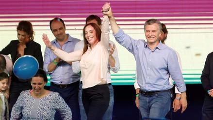 El frente Cambiemos arrasó con los votos en Buenos Aires