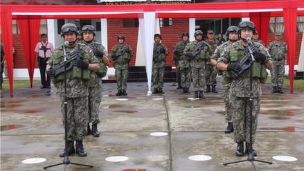 Censo 2017: Comando Especial Vraem brinda seguridad a censadores