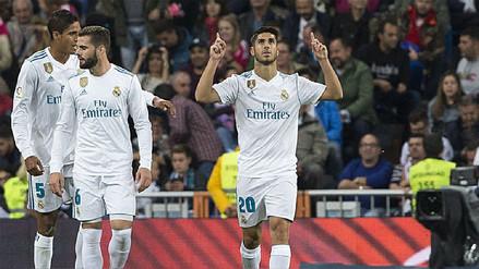Zidane sobre el gol de Marco Asensio: