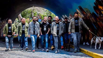 El primer club de barbudos que nació en el Perú