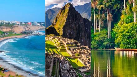 Test   ¿Cuánto sabes de Geografía del Perú? Responde estas 10 preguntas