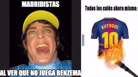 Los memes que generó la victoria del Real Madrid frente al Eibar