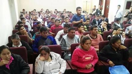 Ordenan prisión preventiva a 20 procesados en caso 'Los Pistoleros de Casma'