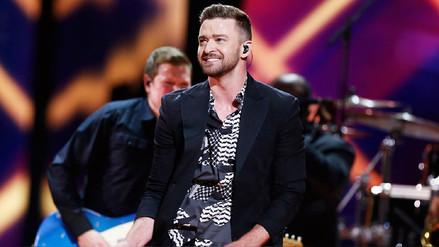 Justin Timberlake volverá a actuar en la Super Bowl