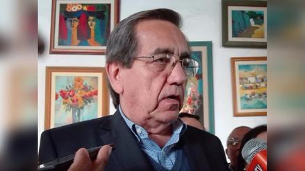 Del Castillo considera como error del INEI suscribir un convenio con UCV