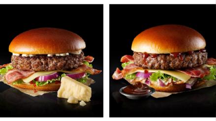 McDonald's crea ilusión óptica para abrirte el apetito