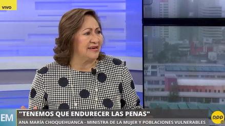 Ana María Choquehuanca: