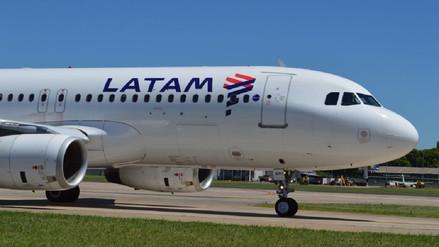Latam niega haber impulsado proyecto de ley para exonerar de impuestos a aeronaves