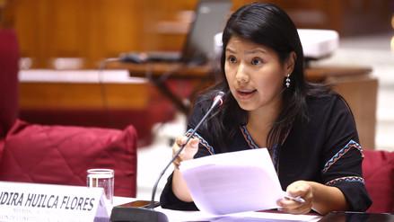 Indira Huilca pide sanción máxima contra hombre acusado de violar a empadronadora