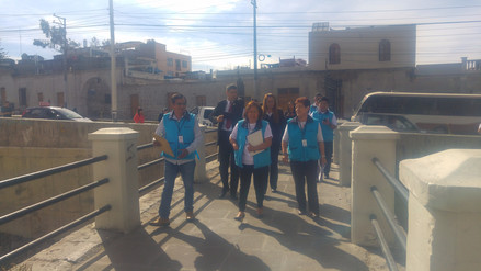 Con éxito inician censo de población y vivienda en la región Arequipa